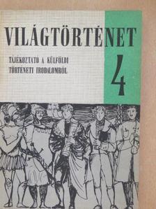 E. A. Koszminszkij - Világtörténet 4. [antikvár]