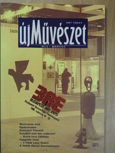 Bullás József - Új Művészet 1995. március [antikvár]