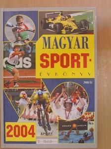 Amler Zoltán - Magyar Sportévkönyv 2004 [antikvár]