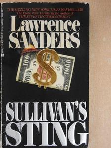 Lawrence Sanders - Sullivan's Sting [antikvár]
