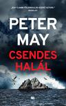 Peter May - Csendes halál [eKönyv: epub, mobi]
