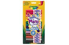 Crayola mini lemosható vastag filctoll