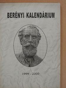 Cservenák Pál Miklós - Berényi Kalendárium 1999-2000 [antikvár]