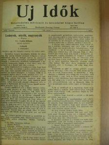 Aba-Novák Vilmos - Uj Idők 1925. január-június [antikvár]