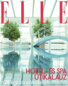 Márk Leonóra (szerk.) - Elle Hotel- és Spa útikalauz - a 28 legjobb szálloda és kozmetika itthonról és külföldről [antikvár]
