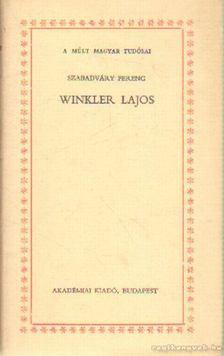 Szabadváry Ferenc - Winkler Lajos [antikvár]