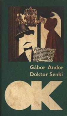 Gábor Andor - Doktor Senki [antikvár]