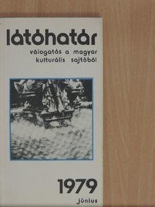 Aczél György - Látóhatár 1979. június [antikvár]