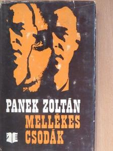 Panek Zoltán - Mellékes csodák [antikvár]