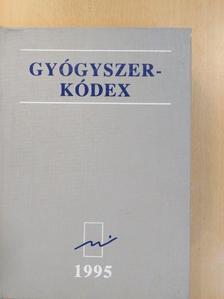 Dr. Ágoston Gabriella - Gyógyszerkódex '95 [antikvár]