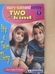 Bob Griffard - It's a Twin Thing [antikvár]