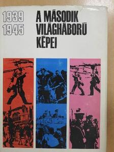 Dr. Ölvedi Ignác - A második világháború képei [antikvár]
