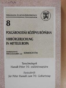 Buzinkay Géza - Polgárosodás Közép-Európában [antikvár]