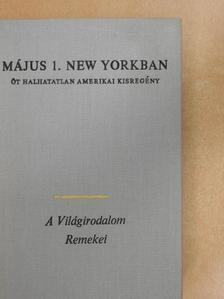 Ernest Hemingway - Május 1. New Yorkban [antikvár]