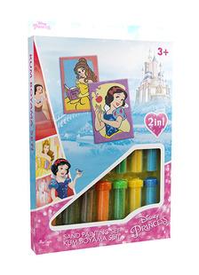 Disney Hercegnők Homokfestő készlet