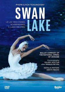 Tchaikovsky - SWAN LAKE DVD DYADURA