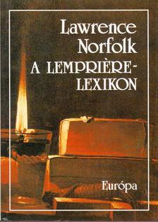 Lawrence Norfolk - A Lempriere-lexikon [antikvár]