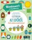 Piroddi,Chiara - ELSŐ KÖNYVEM AZ IDŐRŐL Montessori: A világ felfedezése