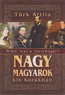 Türk Attila - Nagy magyarok kis korukban [antikvár]