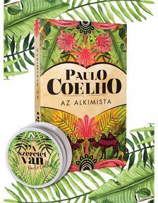 Paulo Coelho - Paulo Coelho csomag 1: Az alkimista + ajándék 50 ml Yamuna frangipáni-jázminos kézkrém