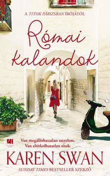 Karen Swan - Római kalandok [eKönyv: epub, mobi]