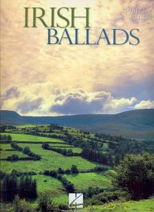 IRISH BALLADS FOR PIANO, VOCAL AND GUITAR