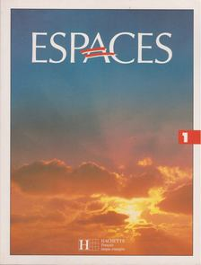 Capelle, Guy, Gidon, Noelle - Espaces 1 [antikvár]