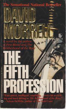 David Morrell - The Fifth Profession [antikvár]