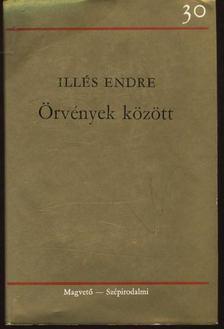 Illés Endre - Örvények között [antikvár]