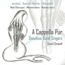JANÁCEK, SUCHON, KEDROV, CHESNOKOV - A CAPELLA PUR CD DANIEL SIMANDL