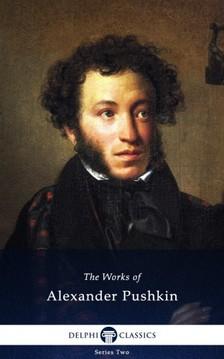 Puskin - Delphi Works of Alexander Pushkin (Illustrated) [eKönyv: epub, mobi]