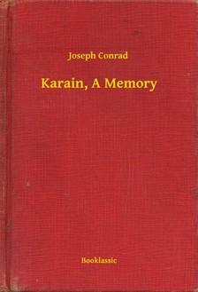 Joseph Conrad - Karain, A Memory [eKönyv: epub, mobi]