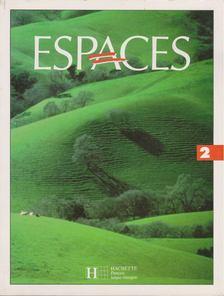 Capelle, Guy, Gidon, Noelle - Espaces 2 [antikvár]