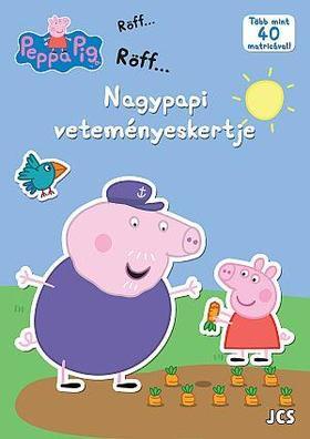 Peppa malac tanulságos történetei - Nagypapi veteményeskertje