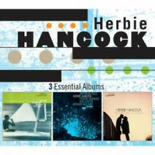 3 ESSENTIAL ALBUMS 3CD HERBIE HANCOCK