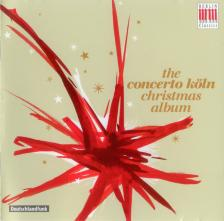 THE CONCERTO KÖLN CD CHRISTMAS ALBUM