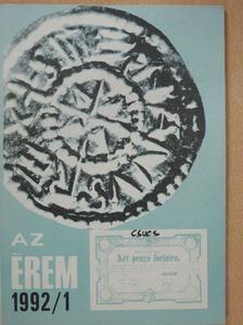 Becherer Károly - Az érem 1992/1. [antikvár]