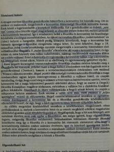 Balassa Péter - Vigilia 1989. június [antikvár]