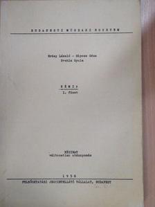 Erdey László - Kémia füzet I. [antikvár]