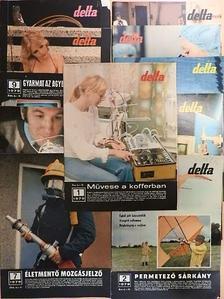 Dr. Brasch Zoltán - Delta 1979. (nem teljes évfolyam) [antikvár]