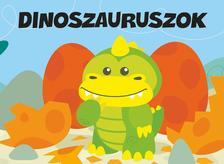 Pancsolókönyv szivaccsal - Dinoszaurusz