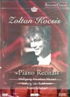 MOZART BEETHOVEN SCHUBERT - PIANO RECITAL DVD FANTASIA NO.3.,SONATANO.32.,SONATA IN B FLAT