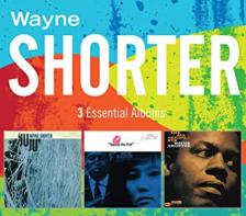 3 ESSENTIAL ALBUMS 3CD WAYNE SHORTER