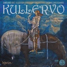 SIBELIUS - KULLERVO CD DAUSGAARD