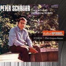 SCHUBERT - DIE SCHÖNE MÜLLERIN CD SCHREIER