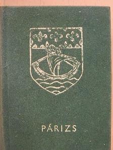 Ady Endre - Párizs (minikönyv) [antikvár]
