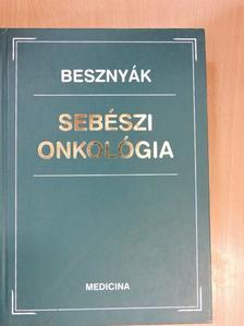 Dr. Balázs György - Sebészi onkológia [antikvár]