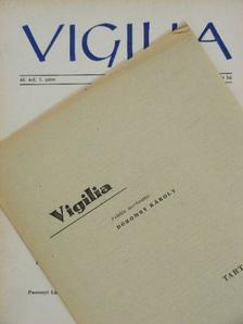 Boda László - Vigilia 1980. január [antikvár]