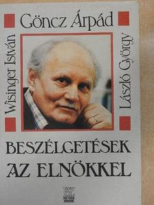 László György - Beszélgetések az elnökkel [antikvár]