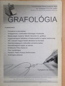 Dr. Nagyné Sárközi Erzsébet - Grafológia 2010. január [antikvár]